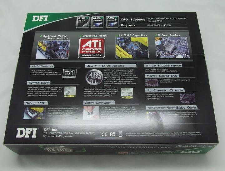 dscf7613 Phenom II955 VS  DFI DK 790 FXB M3H5