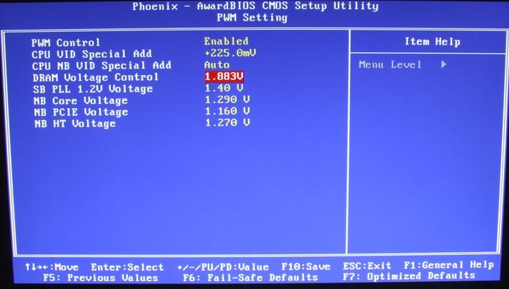 dscf8325 Phenom II955 VS  DFI DK 790 FXB M3H5