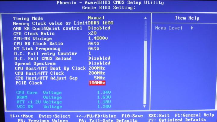 dscf8326 Phenom II955 VS  DFI DK 790 FXB M3H5