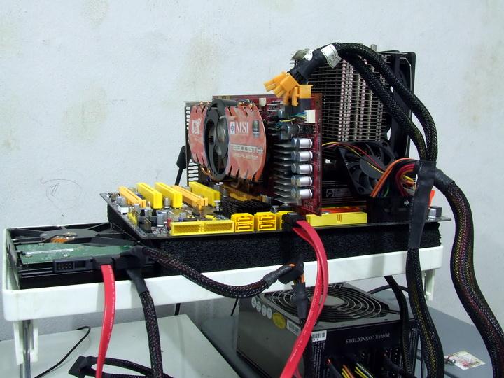 dscf8328 Phenom II955 VS  DFI DK 790 FXB M3H5