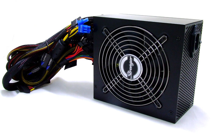 31 SCYTHE Stronger 600W Review