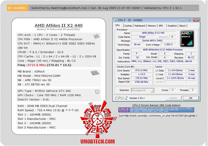 Sempron 140 SingleCore @ AthlonII X2 440 DualCores