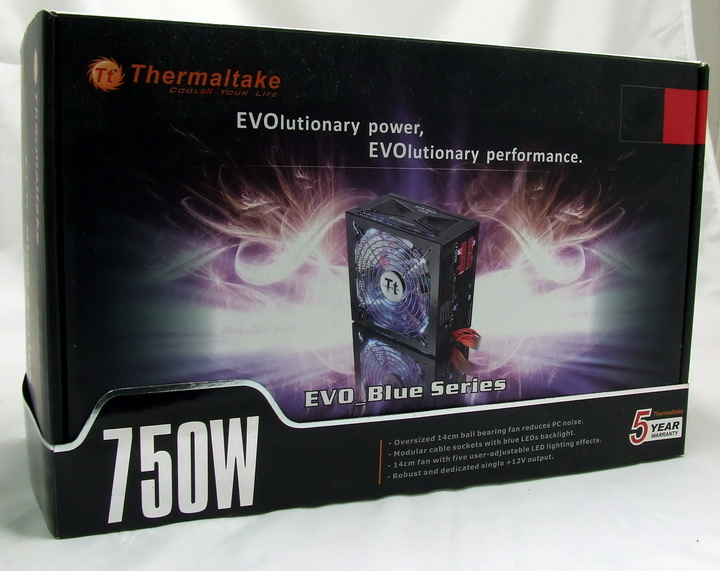 dscf0737 ThermalTake EVO Blue 750W