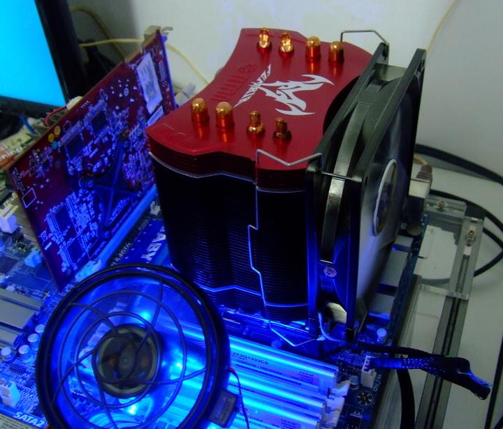 dscf02 TITAN FENRIR CPU Cooler Review