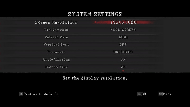 re5dx9 2009 10 11 19 49 18 77 XFX HD 4890 @ AMD System