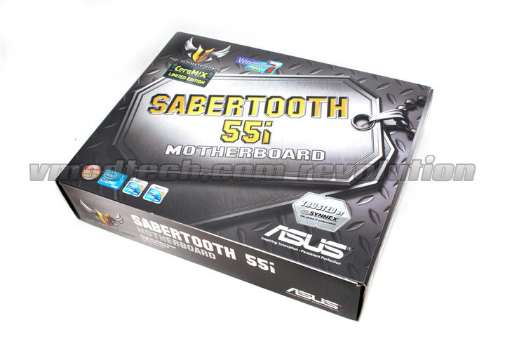 box011 ASUS SABERTOOTH 55i Full Benchmark Review