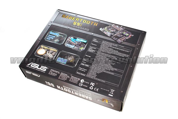 box02 ASUS SABERTOOTH 55i Full Benchmark Review