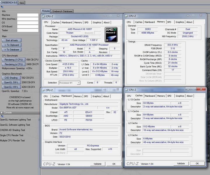 c951 Gigabyte GA 890FXA UD7