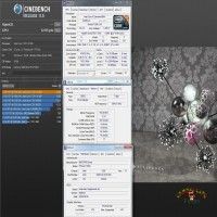 cinebench 4760mhz 1488 200x200 custom โชว์ลาก Core i7 990X ไปที่ 5.2 GHz