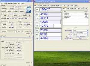crystalmark2004 300x223 E 7400 VS Phenom II X2 550