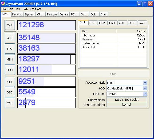 crytalmark1 MSI G41TM E43 Review
