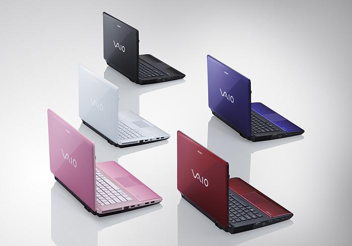 cw group1 us เปิดตัว Sony VAIO X Series และ อีก 3 รุ่นที่ตามกันมาติดๆ