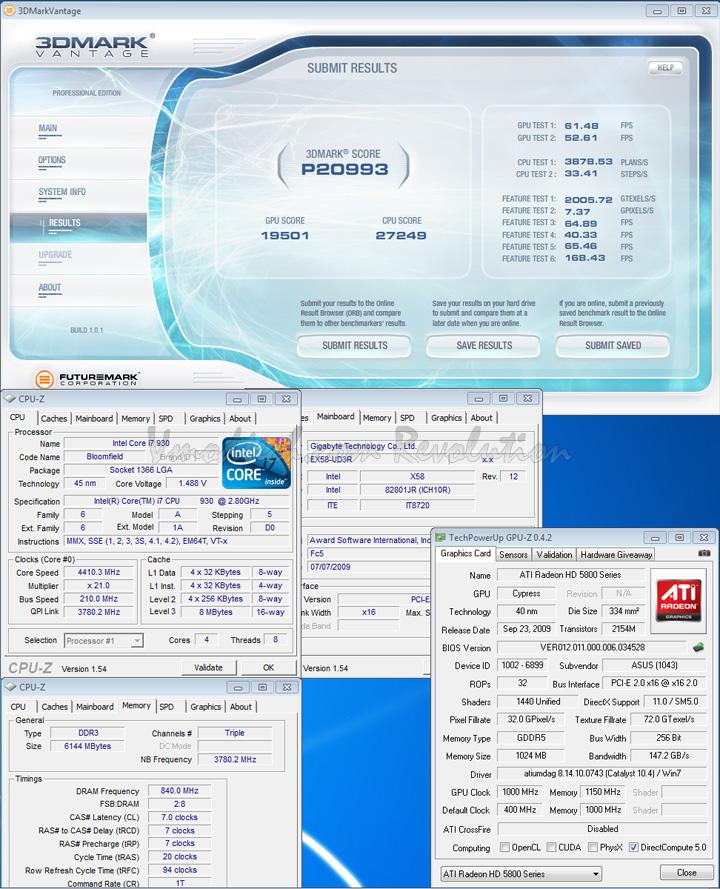 5850 07 oc ASUS EAH5850 DDR5 Review