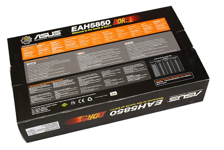 dsc 0672 ASUS EAH5850 DDR5 Review