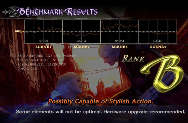 devilmaycry4 dx10 def ASUS EAH5670 1GB DDR5 Review
