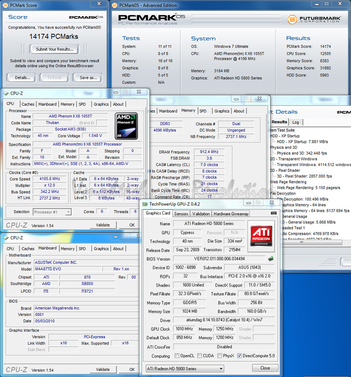 pc05 ASUS M4A87TD EVO Motherboard Review