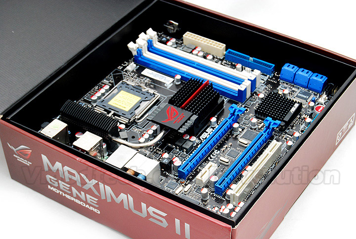 dsc 0002 ASUS MAXIMUS II GENE Review