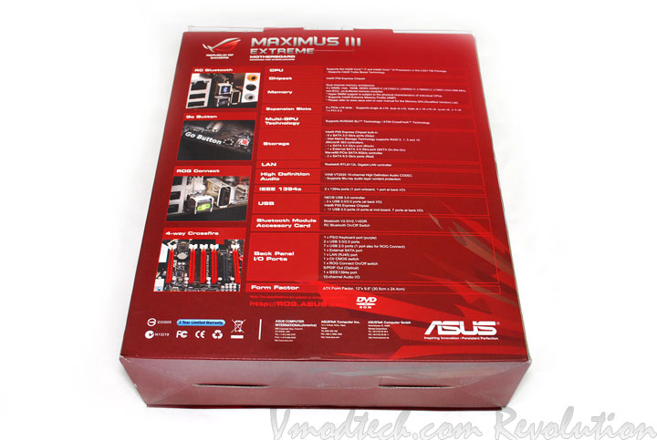 dsc 0423 ASUS MAXIMUS III Extreme Motherboard Review