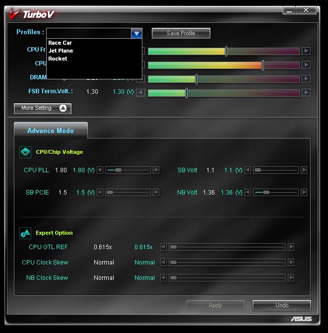 turbov 02 ASUS P5Q PRO Turbo