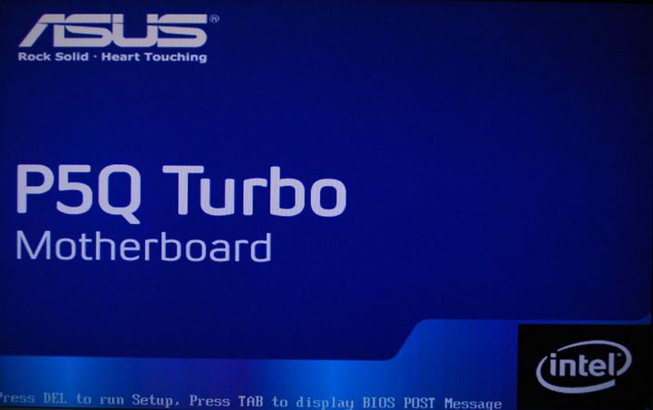 bios p5q turbo ASUS P5Q TURBO