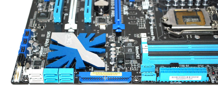 p7p55d e pro 001 ASUS P7P55D E Pro Motherboard Review