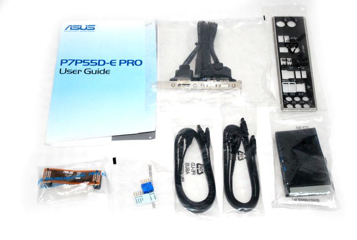 p7p55d e pro 014 ASUS P7P55D E Pro Motherboard Review