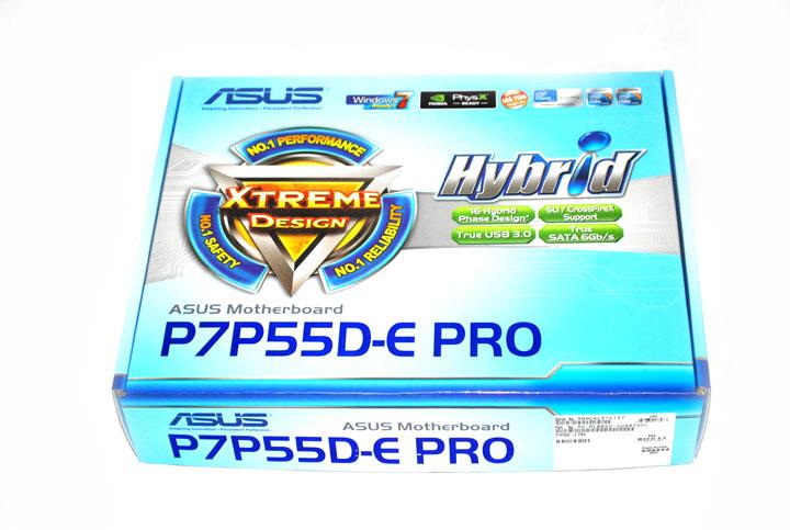 p7p55d e pro 015 ASUS P7P55D E Pro Motherboard Review