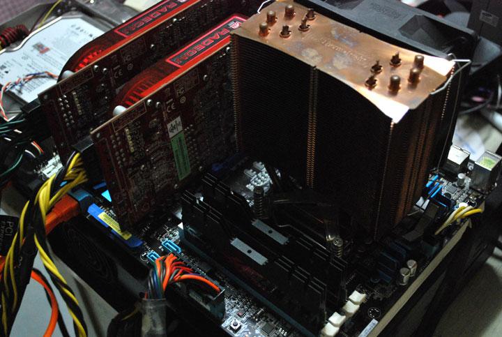 p7p55d e pro 018 ASUS P7P55D E Pro Motherboard Review