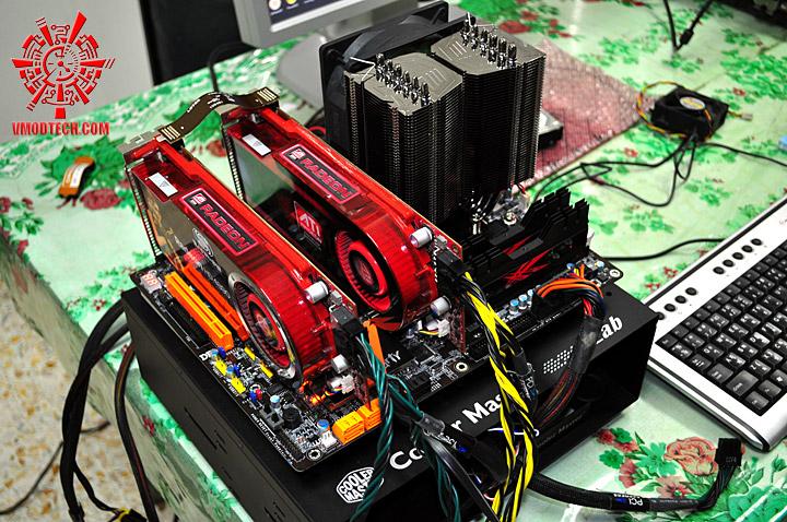 dsc 0294 DFI DK P55 T3eH9 Review