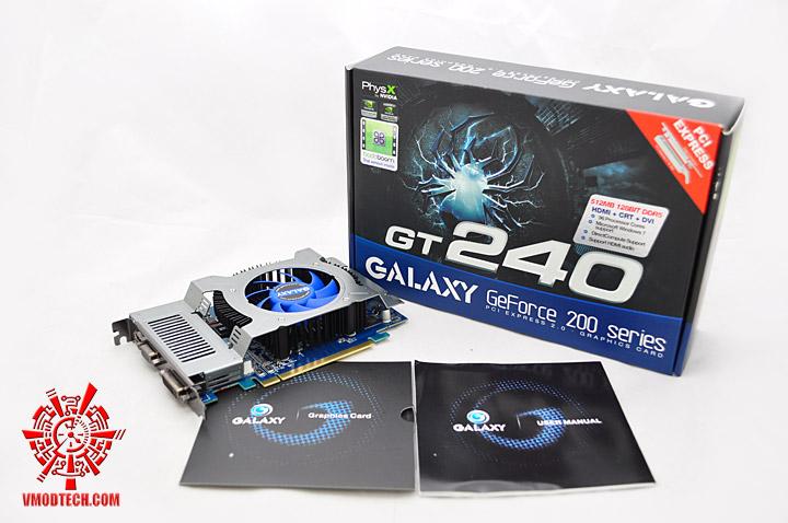 dsc 0146 GALAXY NVIDIA GT240 DDR5 512MB