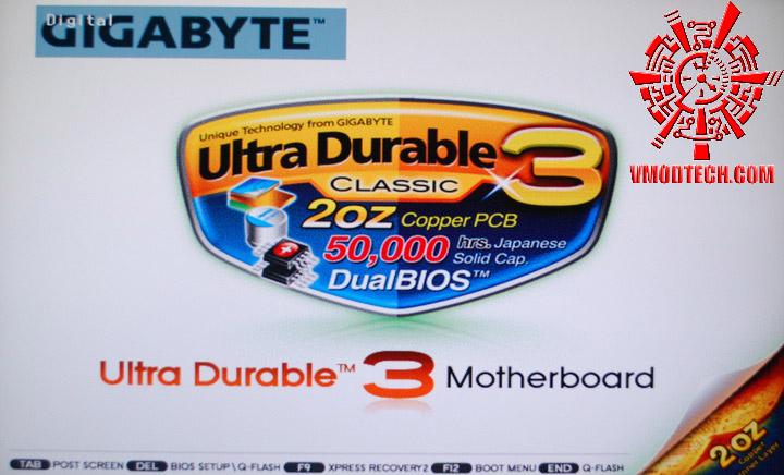 ex58 ud3r bootscreen GIGABYTE EX58 UD3R