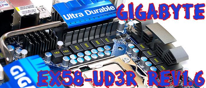 ex58 ud3r GIGABYTE EX58 UD3R