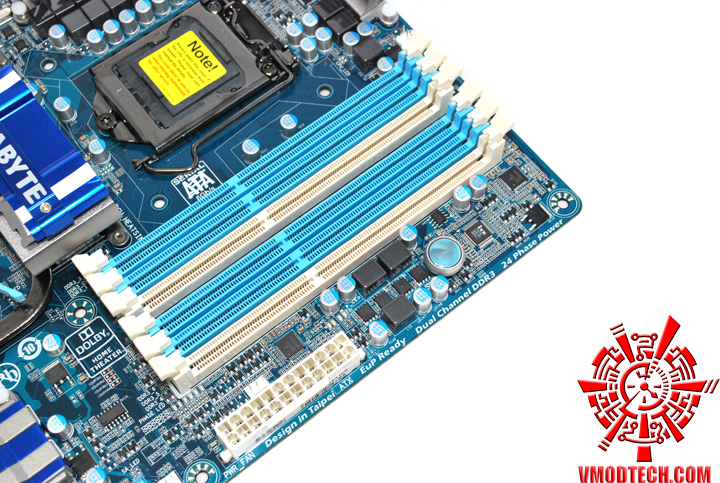p55a ud6 008 GIGABYTE GA P55A UD6 Full Benchmark Review