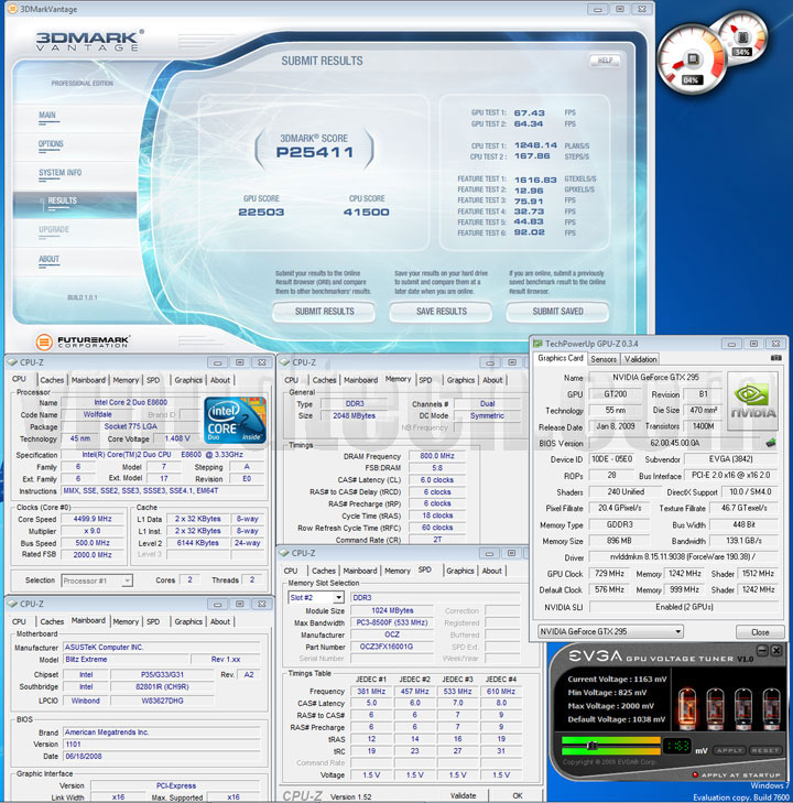3dvantage cl6 OCZ DDR3 PC3 12800 FlexXLC Edition