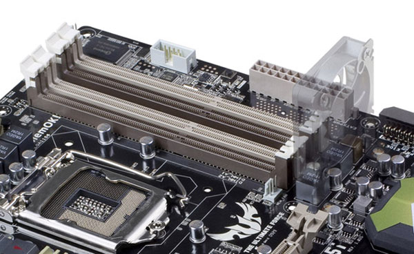 asus sabertooth motherboard ASUS SABERTOOTH 55i Full Benchmark Review