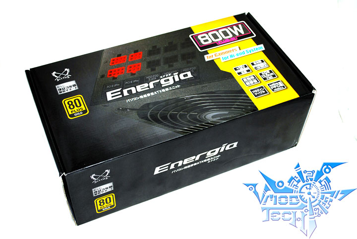 dsc 0096 Scythe Energia 800W 80 Plus Gold Review