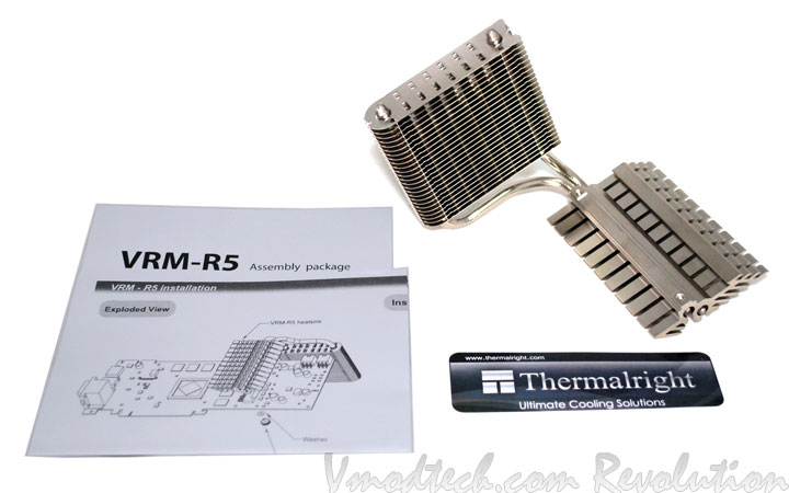 dsc 0552 ThermalRight SpitFire VGA Cooler