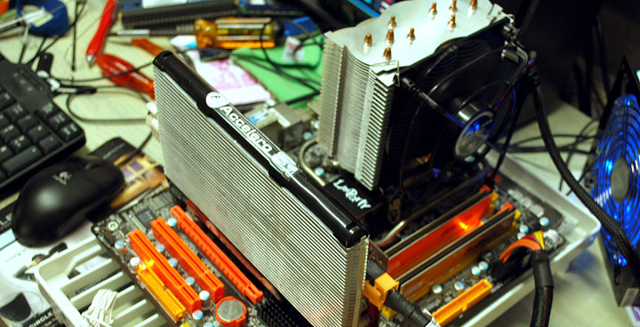 acfan ThermoLab BARAM CPU Cooler