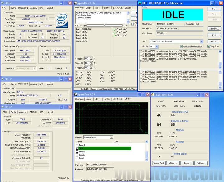 resize ac baram idle ThermoLab BARAM CPU Cooler