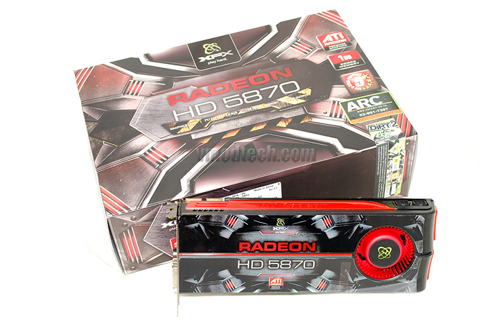 xfx 5870 box XFX ATI Radeon HD5870 DX11 Graphic Card Review (CrossfireX)