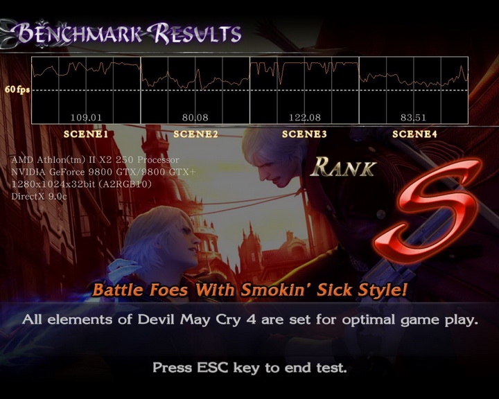 devil may cry4 AMD Athlon™II X2 250 Review