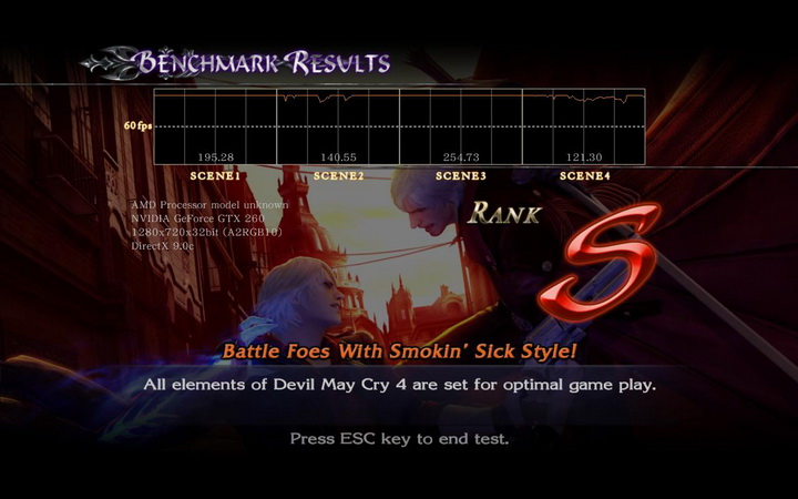 devil maycry4 Part II for Sempron 140