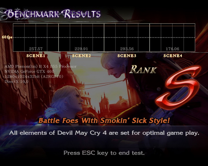 devilmaycry4 benchmark dx10 2009 05 12 00 50 41 09 GALAXY Geforce GTX460 GC 768MB Review
