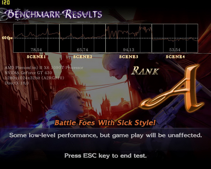 devilmaycry4 benchmark dx10 2009 10 26 17 51 05 24 Gigabyte GT 430 Review