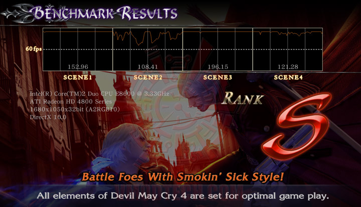 devilmaycry4 benchmark dx101 ASUS MAXIMUS II GENE Review