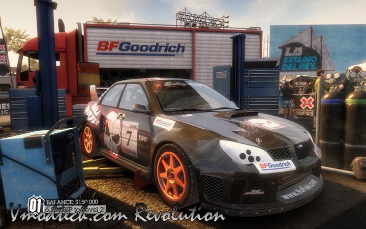 dirt2 game EVGA Geforce GTX480 Review