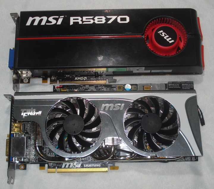dsc087591 720x639 MSI ATI Radeon R5870 LIGHTNING Review