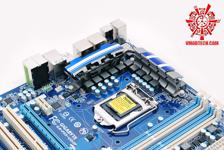 dsc 0149 Intel Core i5 750 GIGABYTE P55 UD3P overclocking test