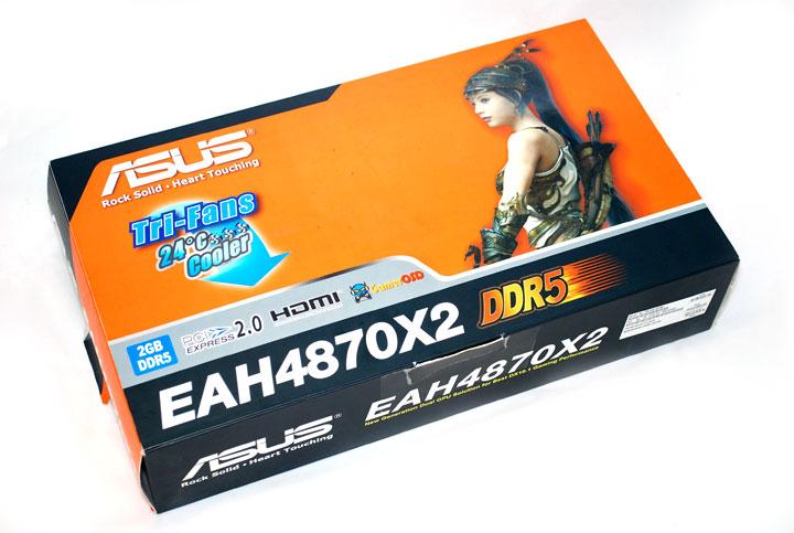 dsc 0213 ASUS EAH4870x2 Tri Fans Cooler