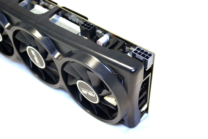 dsc 0225 ASUS EAH4870x2 Tri Fans Cooler